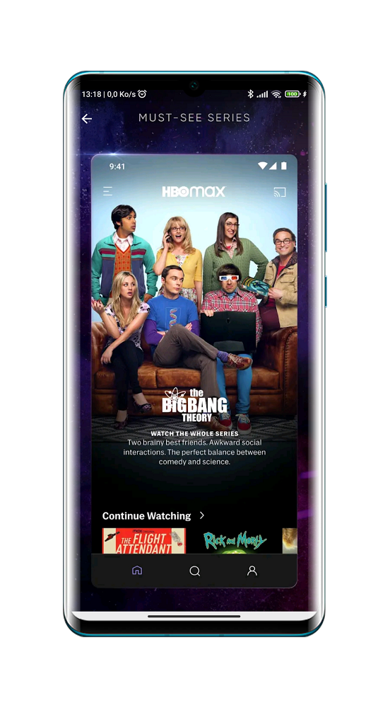 HBO Max - Applications de Streaming